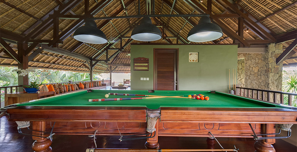 Villa Asta-Villa Asta - Billiards table
