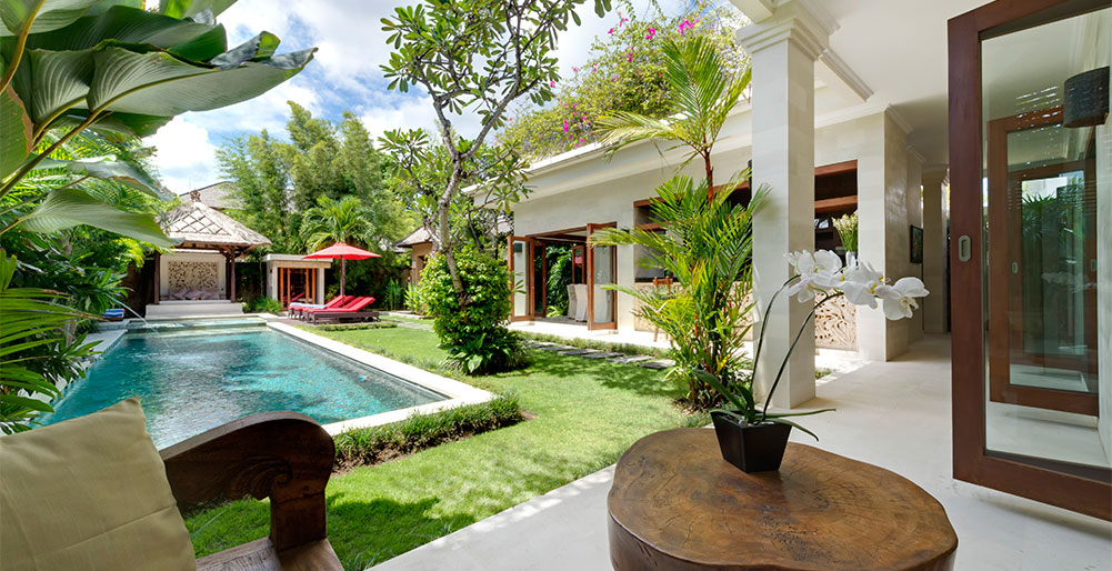 Kalimaya III-Villa Kalimaya III - Indoor view to pool