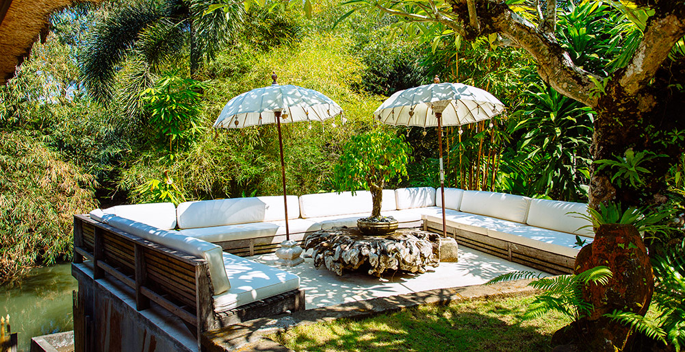 Villa Maya Retreat-Villa Maya Retreat - Garden living area