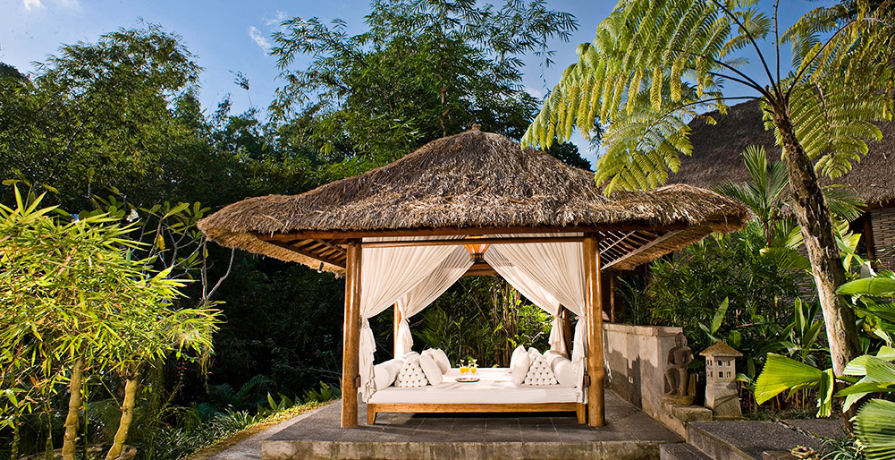 Villa Maya Retreat-Villa Maya Retreat - Garden bale