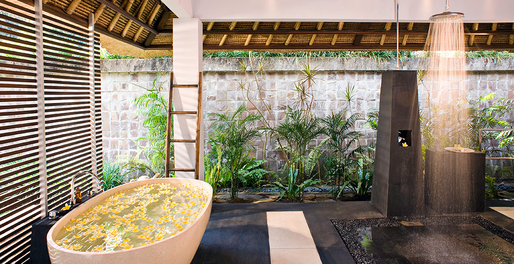 Villa Maya Retreat-Villa Maya Retreat - Master bathroom