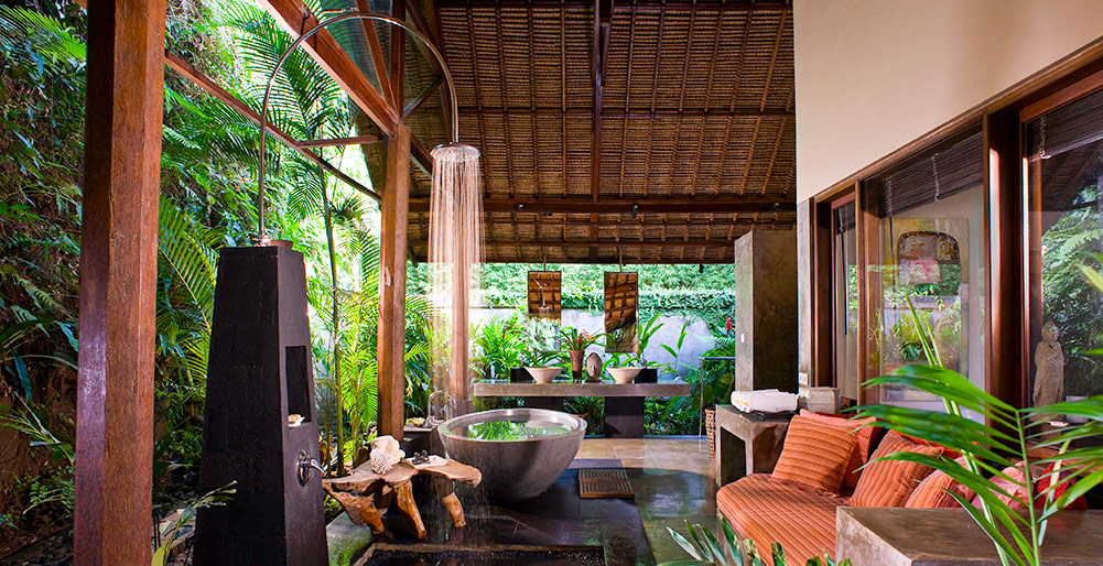 Villa Maya Retreat-Villa Maya Retreat - Guest bathroom