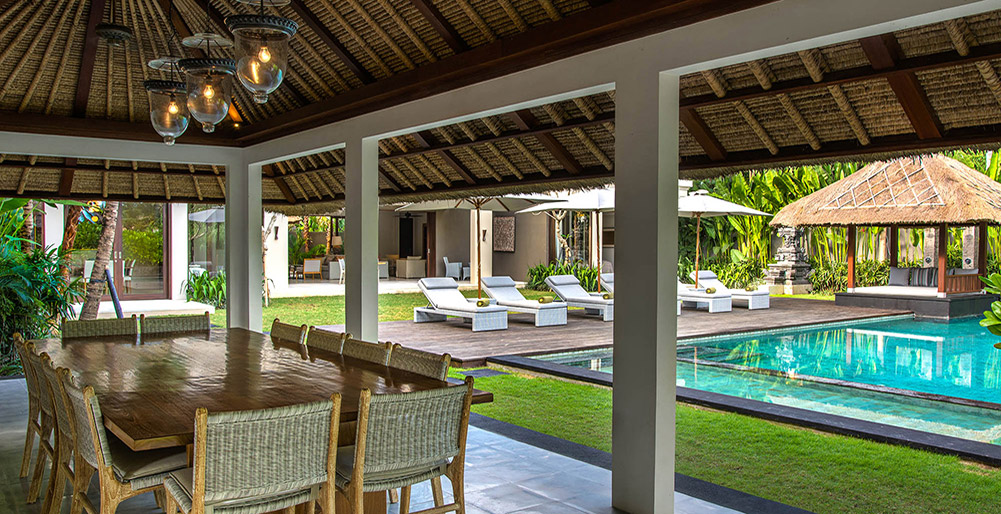 Seseh Beach Villa II-Seseh Beach Villa II - Outdoor living spaces