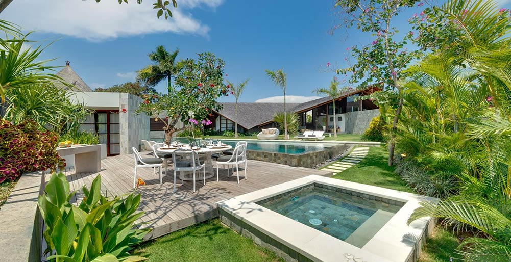 The layar four bedroom villa 4 bedroom villa seminyak for V villa 3 bedroom pantip