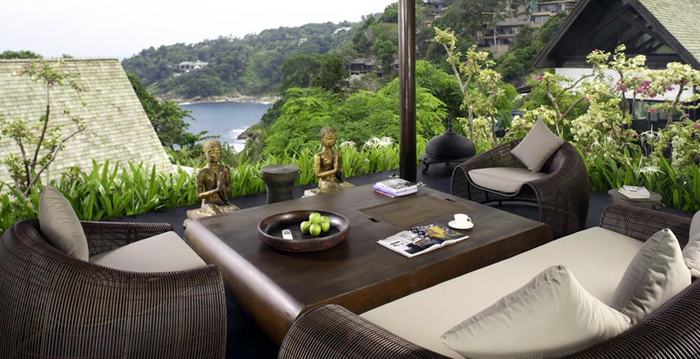 Offener Wohnraum Gestalten Asiatischer Stil Kunstwerke Dekoideen Villa Yin