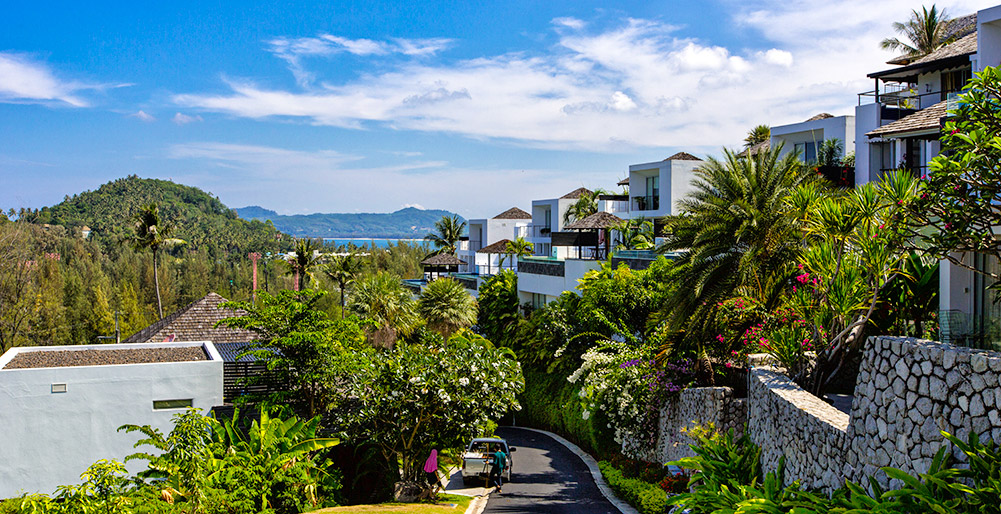 Surin Garden Villa Phuket