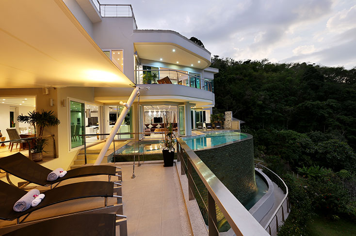 Villa Beyond, 4 Bedroom villa, Bang Tao Beach, Phuket