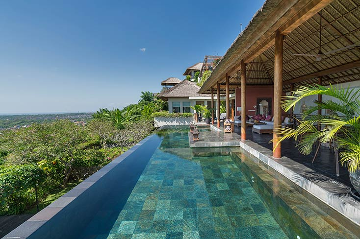 The Longhouse, 4 Bedroom villa, Jimbaran, Bali