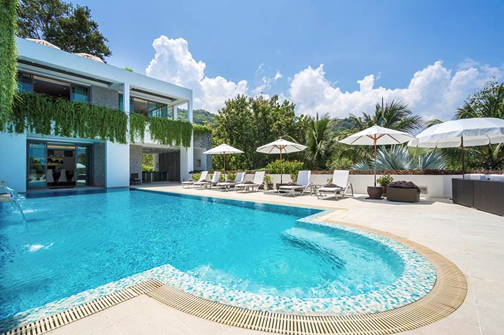 One Waterfall Bay, 6 Bedroom villa, Kamala, Phuket