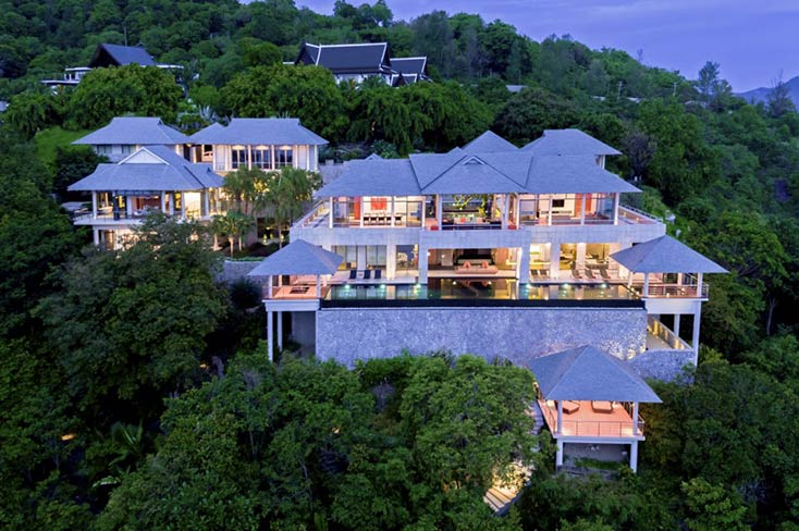 Baan Paa Talee Estate, 9 Bedroom villa, Kamala, Phuket