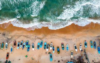 Sri Lanka coast