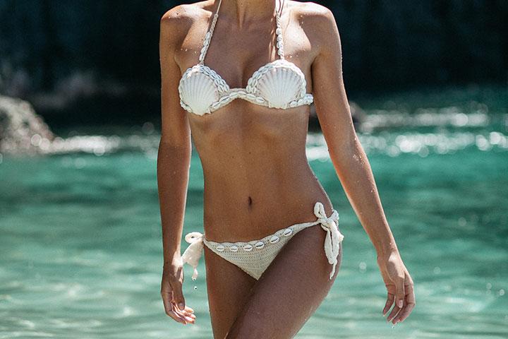 Mermaid Bikini Set by Island Mermaids