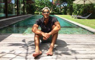 Tai Hara in Bali at Dea Villas in Canggu