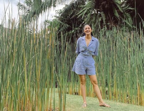 Celebrity Special: Naysilla Mirdad's Bali Vacation with her Friends
