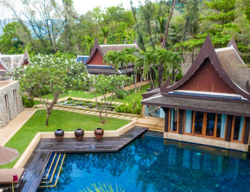 From Sino-Colonial to Modernist – The Evolution of Luxury Design in Phuket
