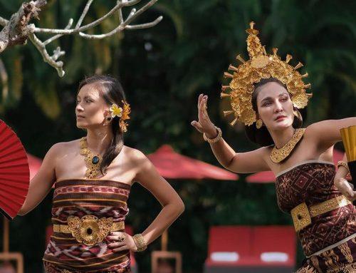 Celeb Holiday Special: Luna Maya and Marianne Rumantir's Extraordinary Bali Adventure